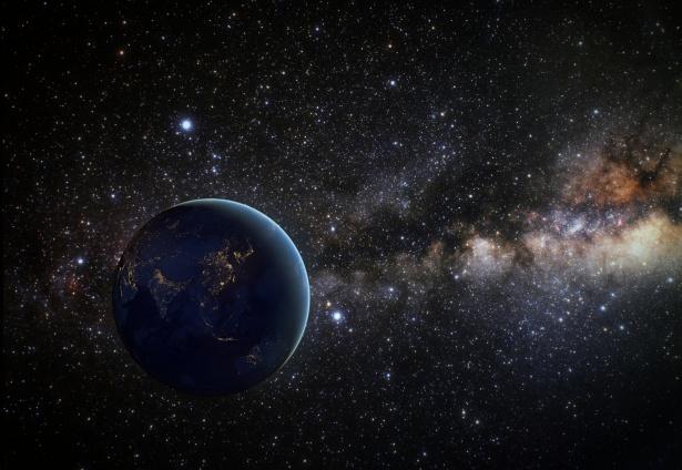 Digital 6. ¿Dónde estamos? Geografía del Universo
